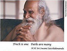 Founder/Spiritual Head: HH Sri Swami Satchidananda Maharaj