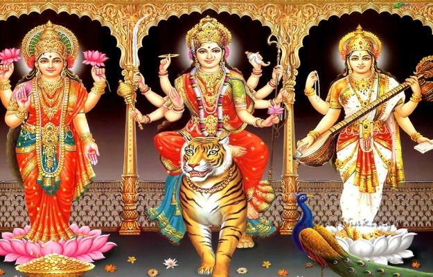 Durga Lakshmi Sarawathi